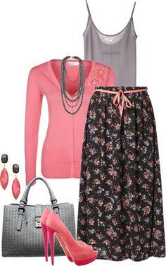 LOLO Moda: #fabulous #women #long #skirts #2014, http://www.lolomoda.com