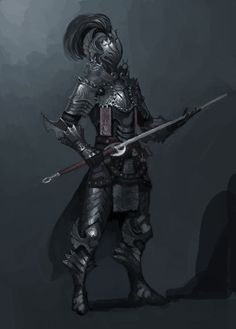 Vindictus concept art [Artist unlisted] Wouldn't it be cool if these were the new dark nuts?