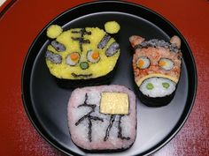 30 Pieces of Creative Sushi Art Almost Too Beautiful To Eat