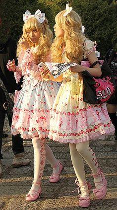 Sweet Lolita   My Kawaii Style   Pinterest