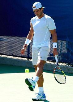 Wonderful Tennis player and person Rafael Nadal
