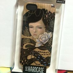"""""""Oh yay~~ cover for my iphone arrived!! #audreykawasaki #illustrator #artist #iphone5s #cover #japanese #gelaskins #awesome"""" via http://www.instagram.com/ch23star"""