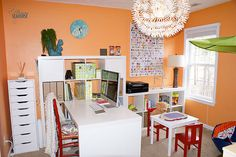 the office playroom reveal the skinny seahorse amazing playroom office shared space