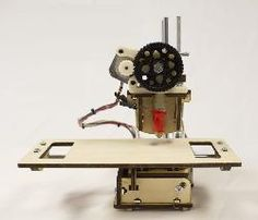 Image of Printrbot Jr. 3D Printer Kit - printrbot Part #: 1214
