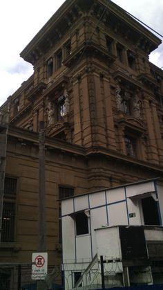 Tribunal de Contas da União. Praça da Sé. São Paulo SP