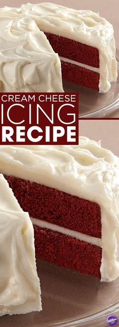 Cream Cheese Icing Recipe - Get this recipe for a delicious classic cream cheese frosting that gives a perfect finish to your cakes, cupcakes and other homemade baked goods!