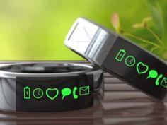 Anel promete facilitar a vida de quem tem smartphoneEntre as funções do gadget está um cronômetro e alertas, caso o celular esteja perdido mesmo se estiver no modo silencioso