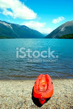 Looking up from the head of Lake Rotoiti through the St Arnaud Ranges. New Zealand Landscape, Kiwiana, New Zealand Travel, South Island, Sports Photos, Travel And Tourism, Image Now, Lakes, Kayaking