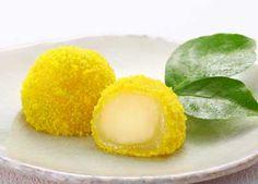 Japanese Sweets, 春菜花 しゅんさいか 販売期間:1月初旬~3月中旬 | 宗家 源吉兆庵 | 和菓子 | #okayama