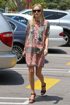 Kate Bosworth and me share the same wardrobe.