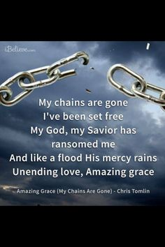 Amazing Grace My Chains Are Gone - Chris Tomlin
