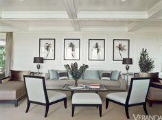 * Casa de Jennifer Lopez * Sitting Area.