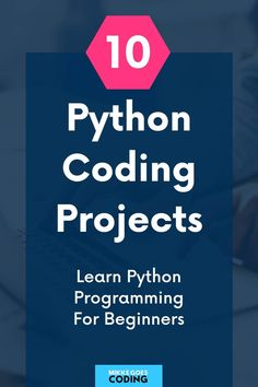 Are you wondering what Python programming projects you can build when you are new to coding? Use these beginner-friendly ideas for inspiration for your first own Python program. Whether you are completely new to Python or you've just finished your first online course or video tutorial, these projects are perfect for you. You will also find step by step videos, tips and examples to get started right away. #python #programming #coding #tech #learncoding #mikkegoes