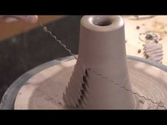 A New Twist on a Faceted Bowl. Another great video from Mark Peters