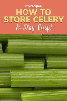 Start enjoying the garnish on your bloody mary#myrecipes #cookingtips #cookinghacks #howtocook #cookingtricks Cooking Hacks, Food Hacks, How To Store Celery, Small Garden Pots, Bloody Mary, Food Tips, Pointers, Salad Recipes, Meal Prep
