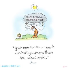 Its all about how you react. Note to self. Cute Quotes, Words Quotes, Sayings, Buddah Doodles, Favorite Quotes, Best Quotes, Coaching, Motivational Quotes, Inspirational Quotes