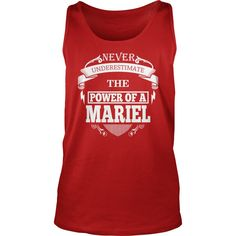 MARIEL - Never underestimate the power of MARIEL - MARIEL name - MARIEL Name Gifts - birthday gifts for MARIEL - MARIEL Shirts - MARIEL T-shirt - Best Sellers #gift #ideas #Popular #Everything #Videos #Shop #Animals #pets #Architecture #Art #Cars #motorcycles #Celebrities #DIY #crafts #Design #Education #Entertainment #Food #drink #Gardening #Geek #Hair #beauty #Health #fitness #History #Holidays #events #Home decor #Humor #Illustrations #posters #Kids #parenting #Men #Outdoors #Photography…