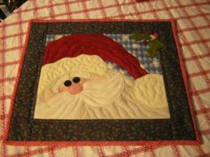 Kim's Big Quilting Adventure: He's Making a List, He's Checking it Twice . . .