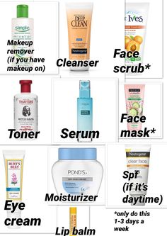 Handy Face skin care tip number this is a lovely course of action to give right care of one's facial skin. Morning to night-time natural skin care regimen steps of facial skin care. Oily Skin Care, Facial Skin Care, Anti Aging Skin Care, Natural Skin Care, Moisturizer For Oily Skin, Skin Care Regimen, Sensitive Skin Care, Natural Oils, Natural Facial Cleanser
