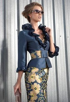 Just one of many stunning styles from Carla Ruiz.