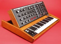 Moog Voyager Old School. Wish I'd kept mine. Planning on a Sub 37 when they're available. Maybe a better sounding synth?