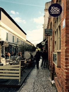 Lisbon's transformation over the years has blended old into new. The LX Factory is a successful example, and a favorite spot for locals and tourists.