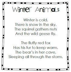 winter activities 1st grade | First Grade Garden: More Bears!