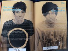 danisnotonfire and AmazingPhill decided to write each other's descriptions in the Summer in the City annual 2014