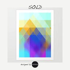 Sold Art Print - thank you buyer!