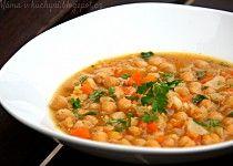 Rychlý cizrnový guláš Family Meals, Kids Meals, Chana Masala, Risotto, Cooking, Ethnic Recipes, Food, Child, Fitness
