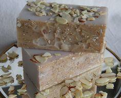 Sweet Harvest Farms Almond cake soap