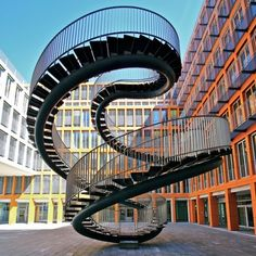 The Infinite Staircase, KPMG Munich
