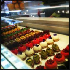 Pain de Sucre #patisserie shop in #Paris -- recommended by The Little Paris Kitchen