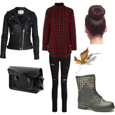My style except for shoes and hair