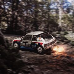 1/43 scale #Peugeot #Peugeot205T16 #1000Lakes #1986 #Salonen #Altaya #Rally #Rallycar #ClassicRally #143 #diecast #diorama #toyslagram #toyartistry #toycarsplanet #toptoyphotos #toyunion #toydiscovery #プジョー #プジョー205T16 #ラリー #ラリーカー  #1000湖ラリー #ミニカー #ジオラマ by takupon0816