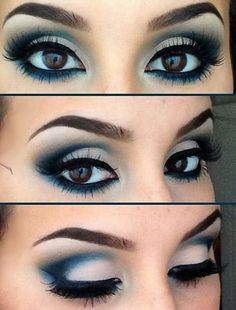 Eyemakeupart provides new eye makeup tutorial. How to make up your eye and how to do special design your eye. All Things Beauty, Beauty Make Up, Hair Beauty, Pretty Makeup, Love Makeup, Perfect Makeup, Makeup Goals, Makeup Tips, Makeup Ideas