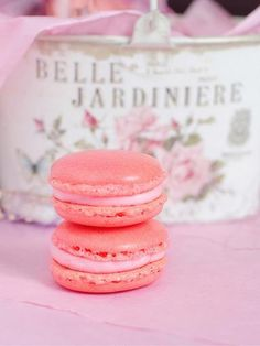 daisies-in-paradise: love macarons so much