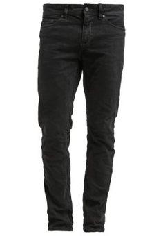 bestil Springfield Jeans Straight Leg - black til kr 299,00 (18-11-15). Køb hos Zalando og få gratis levering.