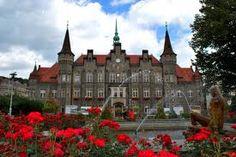 Town Hall in Walbrzych