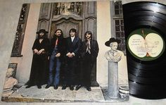 The Beatles~Hey Jude~LP Record~John McCartney/Lennon/George Harrison/Martin LP Vinyl Record Album