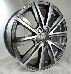 Audi Replica Jant TIM1042 7.5x17 5x100 ET35 66.45 GMC