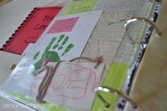 Organizing Kids Schoolwork