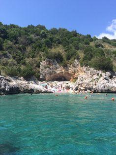 Baia degli Infreschi in Marina di Camerota. The best Italian beach in 2014...and 2015!