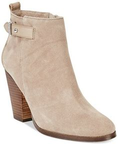 COACH HEWES BOOTIES - Booties - Shoes - Macy's