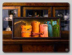 Mafia de los peluches by Robert Romanowicz