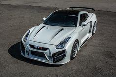 Nissan 'Radzilla' GT-R.