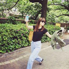5月7日 さぁ~歩いて GLOUGLOUまで~ ヾ(@⌒ー⌒@)ノ 1 梨花 @rinchan521 さぁ~歩いてGLOUG...Instagram photo   Websta (Webstagram)