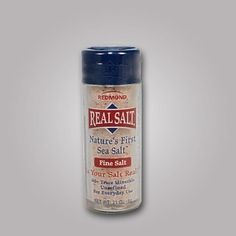 Real Salt's unique coloring comes from more than 60 trace minerals, which also lend an amazing flavor that has helped Real Salt become the best-selling brand of sea salt in health food stores. Real Salt is best tasting, healthiest sea salt you can find.