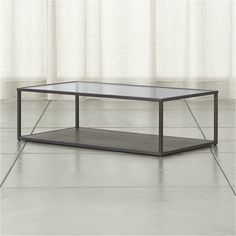 Switch Coffee Table - Crate and Barrel