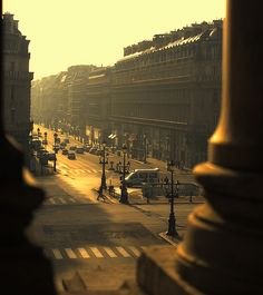 good morning, paris